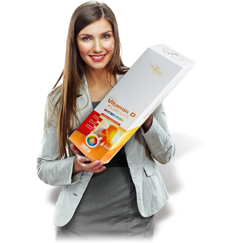 NICS probiotikus termékek - NICS D-vitamin + Kalcium