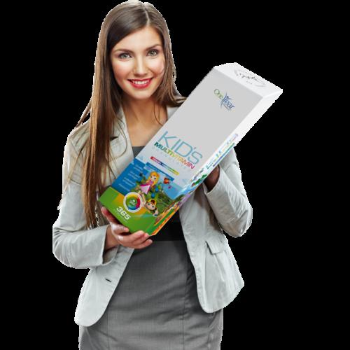 NICS probiotikus termékek - NICS Gyerek multivitamin